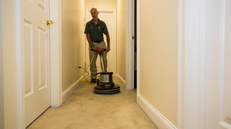 Residential Carpet Cleaning in Asheville