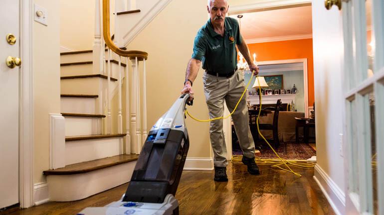 Hardwood Floor Cleaning in Asheville, Fletcher, Mars Hill, and Weaverville